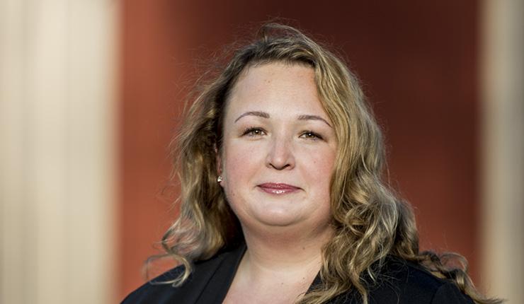 Carolina Stegman om mäklaryrket i DN