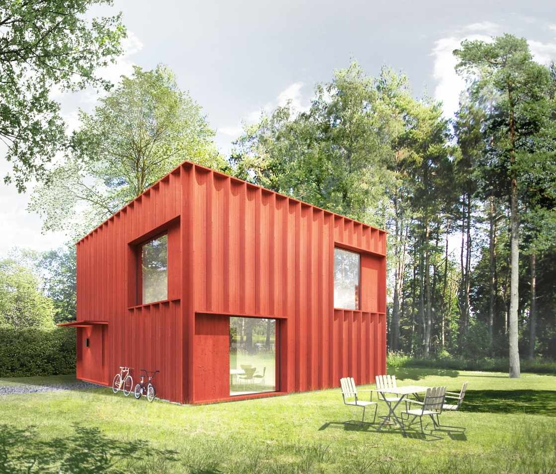 Huset som alla vill ha