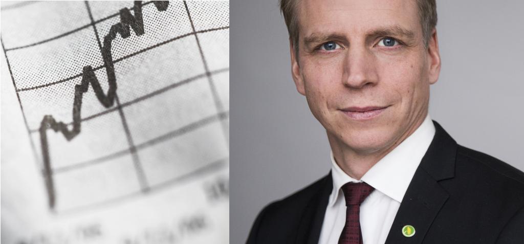 Så vill Per Bolund stärka FMI