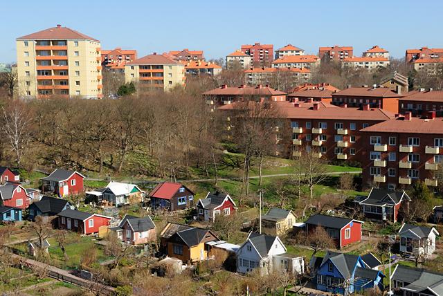 Bostadspriserna i storstäderna fortsätter att stiga