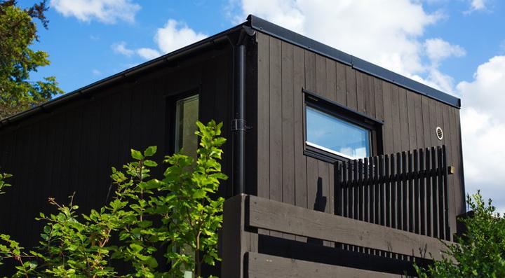 Attefallshus blir allt vanligare på bostadsmarknaden