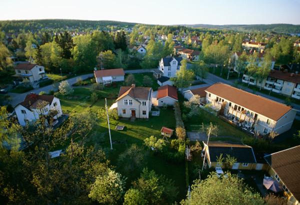 Stabilt på bostadsmarknaden