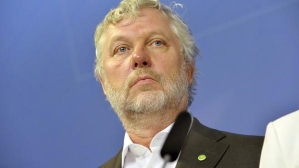 Peter Eriksson (MP) blir ny bostadsminister