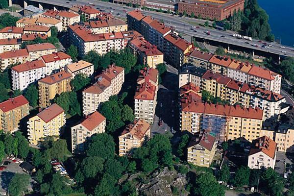 Fortsatt stigande priser på bostadsmarknaden