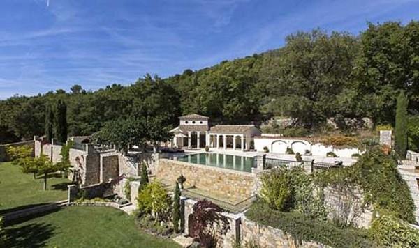 Victoria och David Beckham säljer sin lyxvilla i Frankrike