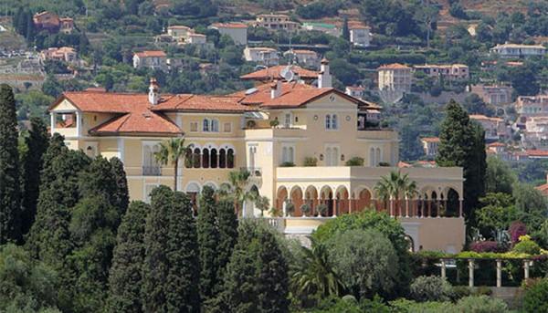 Världens dyraste villa är till salu