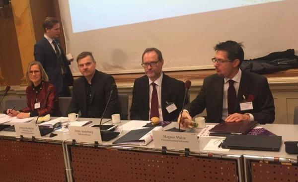 FMF träffade Civilutskottet