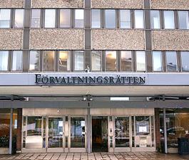 förvaltningsrätten