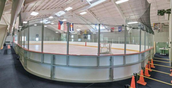 Egen Hockeyrink i bostaden