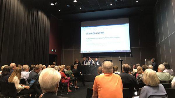 FMF:s årsmöte 2018 i Malmö